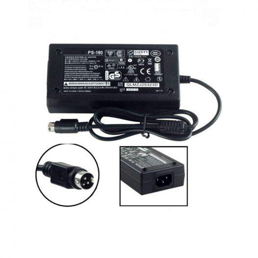Adaptador CA para impressora térmica de recibos - EPSON 24V = 2,5A 3PIN POS