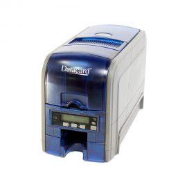 Saída da impressora Cor Tecnologia de Impressão Sublimação de tinta, térmica Marca Cartão de dados Mídia impressa Desconhecido Tecnologia de Conectividade USB / ETHERNET