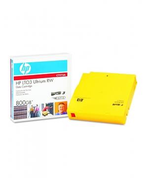 Cartucho de dados – HP C7973A LTO3 Ultrium 800G 120 MB / seg.