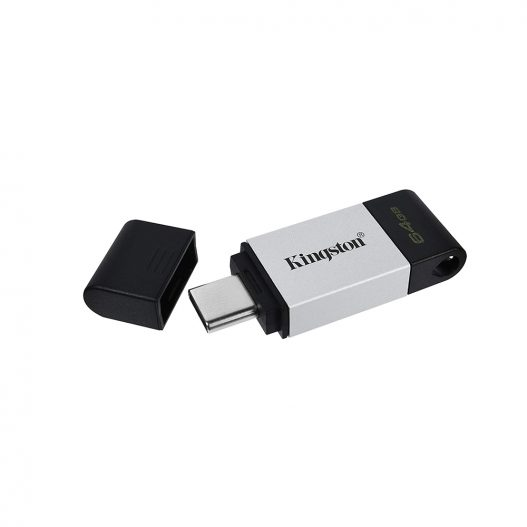 Kingston 64GB DataTraveler 80 USB 3.2 Gen 1