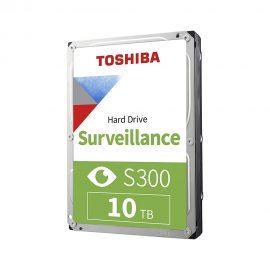Toshiba S300 10TB Surveillance 3,5