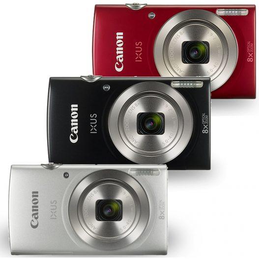 Canon Digital Camera IXUS185 20MP Black nampula silvermoz maputo