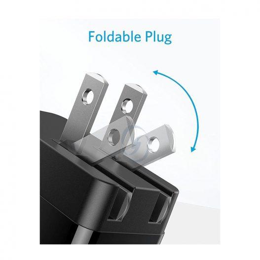 Carregador de parede - Anker PowerPort + 1 Quick Charge 3.0