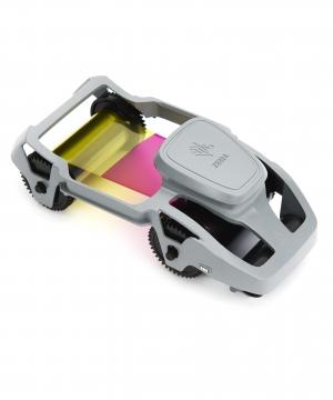 Cinta Zebra ZC300 Colorida YMCKO para Impressora de Cartões