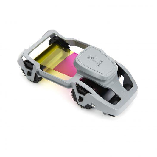 Cinta Zebra ZC300 Color YMCKO Ref. 800300-550EM nampula silvermoz maputo