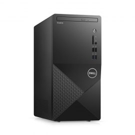 Dell Vostro 3000 Series 3888 Tower Business Desktop Computer, 10th Gen Intel Core i5-10400 6-Core Processor, 16GB DDR4 RAM, 1TB Hard Disk Drive, DVD, HDMI, VGA, WiFi, Windows 10 Pro, Black