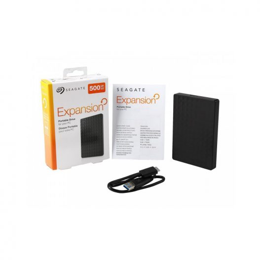 Seagate Expansion 500GB USB 3.0