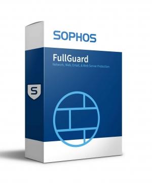 Sophos XG 115 FullGuard w/ Enhanced Support 1YR License