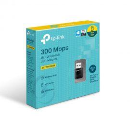 TP-LINK MINI WIRELESS N USB ADAPTER TL-WN823N