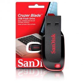 sandisk cruzer blade usb flash pen drive 4gb 8gb 16gb 32gb 64gb 128gb 256gb nampula silvermoz maputo