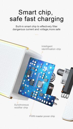Charger carregador JOYROOM - L-A12S - 12W Single port travel charger (EU) nampula 2