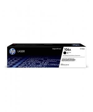 HP 106A Black Original Laser Toner Catrige