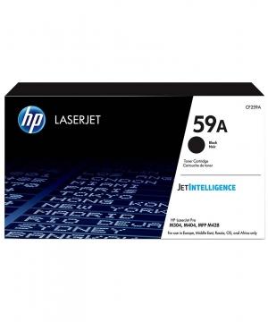HP 59A Black LaserJet Toner Cartridge, 3000 pages