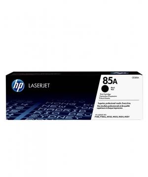 HP 85A Black Toner Cartridge