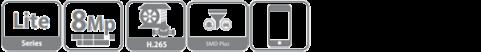 NVR2104-P-4KS2 specs