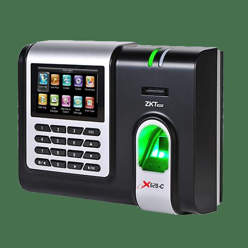 X628-C-Zkteco X628-C Fingerprint Terminal control de acesso assiduidade biometrico impressao digital nampula maputo beira silvermoz