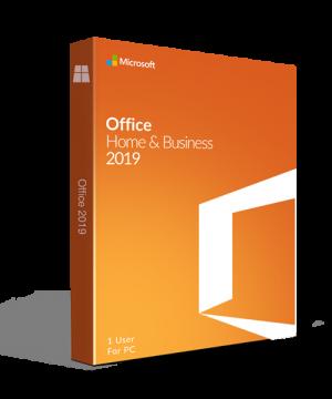 Microsoft Office 2019 Home & Business – Windows (1 Device)
