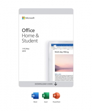 Microsoft Office Home & Student 2019   1 device   PC/Mac