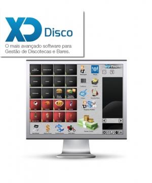 XD DISCO – para Discotecas e Bares